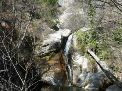 Cascadas de Gavilanes - Pedro Bernardo;la pedriza madrid laguna negra soria excursiones
